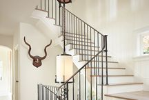 Stairways Railings