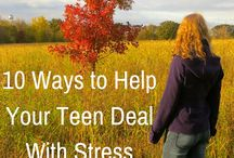 Parenting Teens / Tips and tricks for parenting teens.
