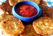 Finger food - savoury