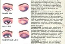make-up - eye - techniques