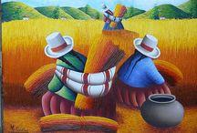Pinturas Peruanas