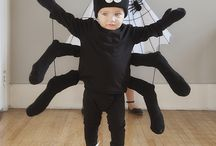 Spider costume kids