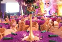 Mardi Gras Theme Party