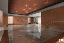 3D Visualization Swimming pools by CC Dimension / Zwembaden gemaakt door CC Dimension en inspiratie. Swimmingpools by CC Dimension