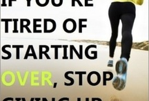Get fit! / by Callie Gartman