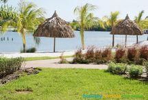 Waterfront accomodations Curacao / Beautiful waterfront accomodations @Curacao www.holidayrentalscuracao.com