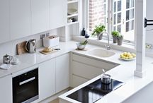 Scandinavian Interiors/Kitchen / Ispirazioni design scandinavo per la cucina