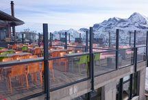 Xterior Windschutz für die Gastronomie / Gestaltung und Ausstattung von professionellen Terrassen in der Außengastronomie mit Windschutzanlagen oder Windschutzsystemen für eine möglichst lange Terrassensaison