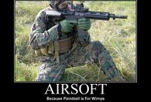 AIRSOFT / by Tristan Melton
