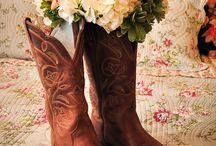 Boots & Hats / Cowboy, comfortable, stylish!