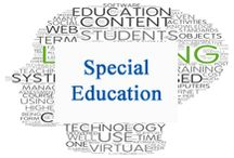 Special Education / Special Education curated for elementary teachers by www.treetopsecret.com.  Please visit my blog for more ideas to help you and your students, Veronica at TreeTop. / by Tree Top Secret Education