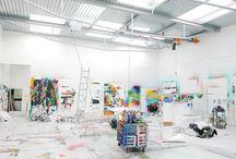 Atelier/Studio/Workspace