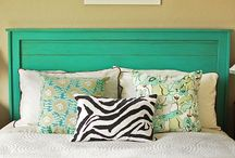 Headboard Ideas / by Joy Dillard