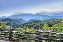 Smoky Mountains / by Beverly Navarre