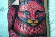 Tattoos I like / by Eva Papadopoulou