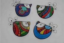 dibujos moldes