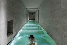 piscina intetior
