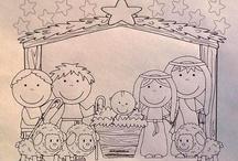 vánoce-betlémky