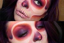 Masken schminken