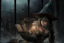 Witch / by Chel