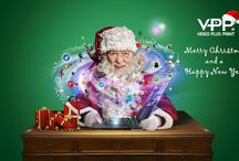 Here's wishing everyone Happy Holidays, a very Merry Christmas and a Happy New Year / Christmas and New Year Greetings