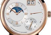 A. Lange & Söhne / Découvrez les plus belles montres sortant de chez A. Lange & Söhne. Une manufacture saxonne réputée pour la beauté et la qualité de ses montres.