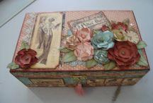 Decorative Boxes Vintage