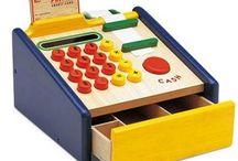 Pintoy / Wij hebben ook een grote collectie met het mooie houten speelgoed van Pintoy. Welke vinden jullie het leukste?