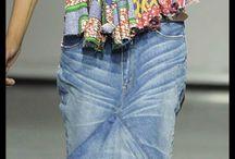 moda in Jeans