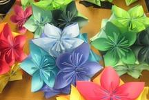 Art Room Origami / by Kirsten Kirkpatrick