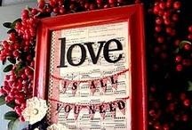 Valentine's Day / by Hilarie Muhlenkamp