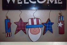 Home: Ideas... Porch sign / by Helen Ward