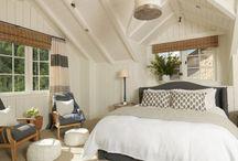 neutral bedroom / by Lisa H