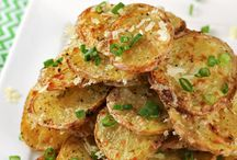 Healthy Sides: Potato Dishes