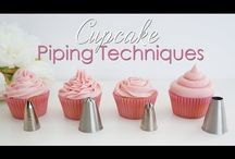 Cupcake / Decorations of cupcake