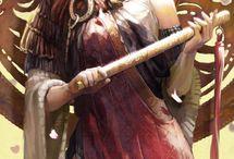 Fantasy art-women