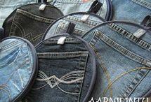 Maniques en jeans