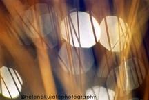 Bokeh and photo art
