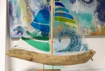 Lasinsulatus laiva