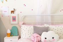 Girls Bedroom Inspo !