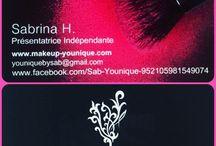 Carte De Visite Younique