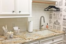 American Standard and Design Hound #StyleMyFaucet / Laundry Room Transformation
