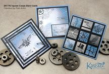 Kaszazz cards etc