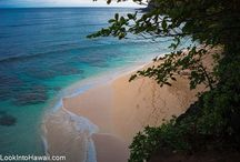 Kaua'i, Hawaii - Beaches / Beaches on the Island of Kaua'i, HI.