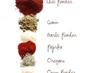 Seasonings and Sauces