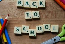 Back to School / Back to school activities, resources, and ideas.