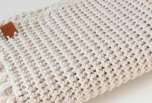 Shawls, dekens haken