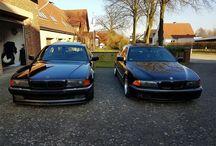 BMW 745LI E38