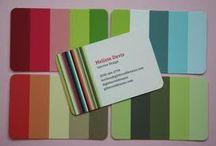 Business card ideas. / My business.