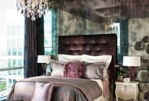 Luxurious bedrooms